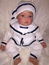 Lee Middleton Doll Sweetly Sailing Signed Reva