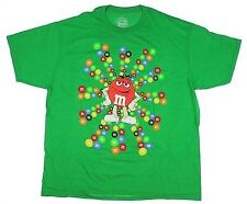 M&M's Candy Men's Graphic T-Shirt Medium