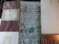 1900-1909 Date Range Antique City Maps
