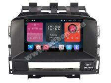 AUTORADIO Android 6.0 OPEL ASTRA J Navigatore Gps 3g Dvd 4 core Comandi volante