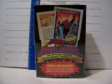 1990 IMPEL MARVEL UNIVERSE SERIES 1 FACTORY SEALED BOX MINT