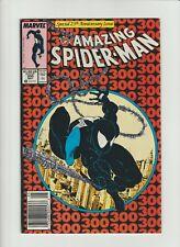 Marvel Amazing Spider-Man #300 1st Venom Todd MacFarlane Newsstand VF+ See Scans