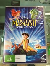 Disney little Mermaid II DVD