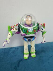 Disney Pixar Toy Story Buzz Lightyear Blue Anti Gravity Utility Belt Rare Figure