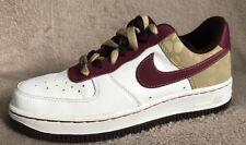 Da Donna Ragazze Nike Air Force XXV AF-1'82 Scarpe Da Ginnastica Tg UK 3.5/EU 36.5/US 6