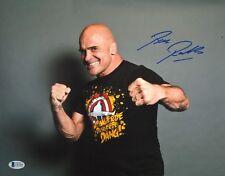 Bas Rutten Signed 11x14 Photo BAS Beckett COA UFC Pancrase IFL Picture Autograph