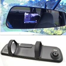 Car Rearview Mirror Vehicle DVR Video Night Vision Camera Dash Cam Recorder SE