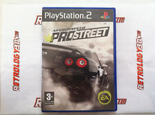 Need For Speed ProStreet > Playstation 2 (PS2) > Complet > PAL FR