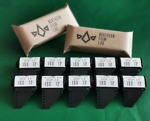10x Fuji CDU II 35mm slide film, great for cross processing FUJIchrome CDU2 E6