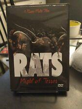 Rats: Night of Terror (DVD, 2002)