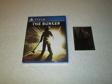 The Bunker PlayStation 4 Limited Run #67 Sealed