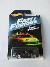 Hot Wheels USA - Fast & Furious - Honda S2000 schwarz