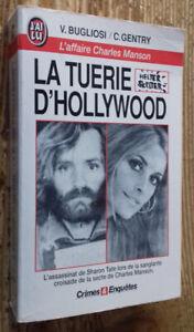 La Tuerie d'Hollywood: l'affaire Charles Manson