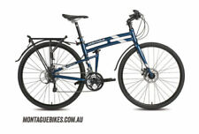 Unisex Adults Folding Bike Bikes