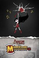 ADVENTURE TIME: MARCELINE & THE SCREAM QUEENS HARDCOVER Mathematical Edition HC