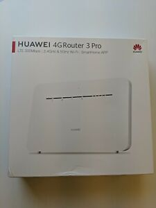 Huawei B535-232 Dual-Band Wi-Fi Router - White. Brand new, unopened.