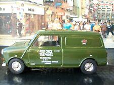 Vanguards Austin Mini Van Post Office Telephones Service Van Green Enfield