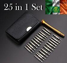 25 In 1 Small Mini Repair Precision Screwdriver Torx Tool Kit Set iPhone iPad