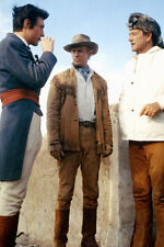 Laurence Harvey Richard Widmark John Wayne The Alamo 11x17 Mini Poster