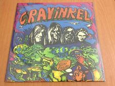 CRAVINKEL Garden Of Loneliness KRAUTROCK Reissue LP Vinyl LONG HAIRSEALED
