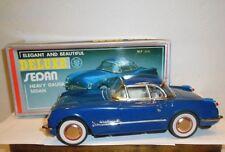 1980 Friction Toy 1950s Corvette