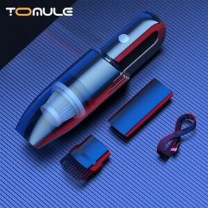 Handheld portable wireless powerful vacuum cleaner car/home high quality suction