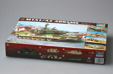 ◆ Trumpeter 1/35  01535 M1A1/A2 Abrams 5in 1