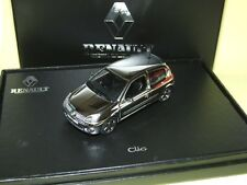 RENAULT CLIO CHROME UNIVERSAL HOBBIES COFFRET