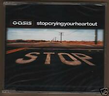 Oasis Stop Crying Your Heart Out CD Singolo JAP New!