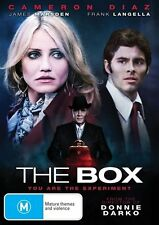THE BOX : NEW DVD : Cameron Diaz