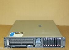 HP ProLiant DL385 G2 2x Dual Core 2,8 GHz, 4 GB di RAM, 6x 146GB 10K SAS server 2U