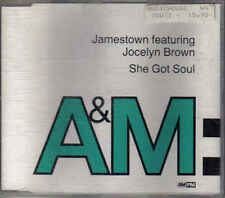 Jocelyn Brown- She got soul cd maxi single