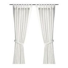 IKEA Tab Top 100% Cotton Curtains & Pelmets