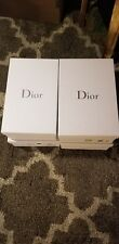 Dior Shoes Box 12×8×4.5 New boxes. 3 boxes Available.