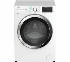 BEKO WDEX854044Q0W Bluetooth 8kg Freestanding Washer Dryer White - Currys