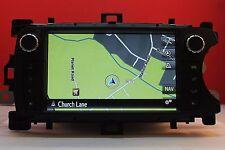 TOYOTA YARIS RADIO USB AUX SAT NAV Touchscreen Bluetooth Auto Stereo decodificato