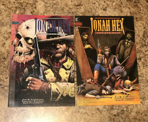 Jonah Hex Two Gun Mojo  DC / Vertigo (Issues 1-2) (1993) 2 BK LOT comb shipping