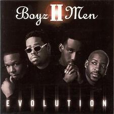 BOYZ II MEN ~ Evolution [BONUS Track] ~ CD Album ~ GC!