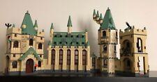 LEGO Harry Potter - Set 4842 - Hogwarts Castle 2010 - READ DESC.