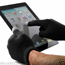 2 PAIRS Unisex Winter Touch Screen Gloves For Ipad iPhone Htc Smart Phone S*