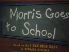 16 mm Morris Goes to School 1989 Animation Film 800'