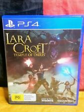 Lara Croft and the Temple of Osiris (Sony Playstation 4 PS4, 2014)