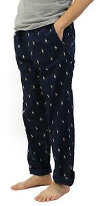 Polo Ralph Lauren Thin Multi-Pony PJ Pajama Pants   2-colors