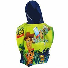 Disney Pixar Toy Story Kids Childrens Poncho Holiday Swimming Towel