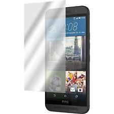 8 x HTC One M9 Film de protection Miroir Protecteurs Écran