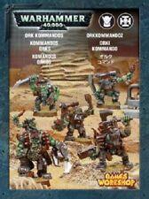 Warhammer Ork kommandos | 2005 Release Sealed Box
