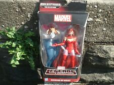 MARVEL LEGENDS SCARLET WITCH THE ALLFATHER BAF SERIES BRAND NEW AND SEALED