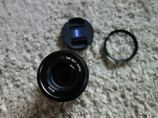 Zeiss Loxia Planar 50mm f2 for Sony E mount