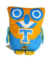 Gold Coast Titans NRL Large Owl Cushion Pillow Toy
