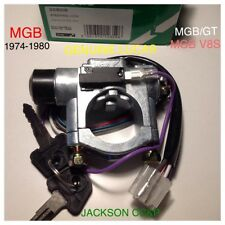 MGB 1973 ON LUCAS ZÜNDSCHLOSS & ZÜNDSCHALTER BHM7143/BHM7144 GUMMI STOßSTANGE